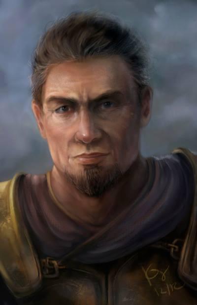 Gawen, the Guardsman