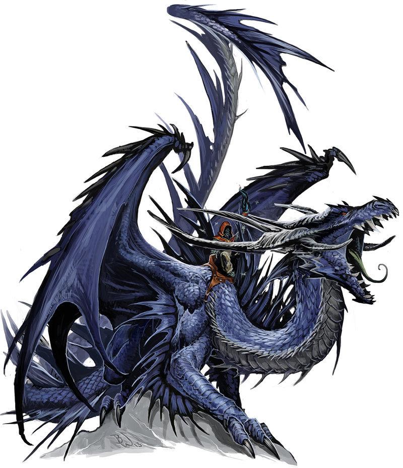 Glazhael's Dragon Hoard