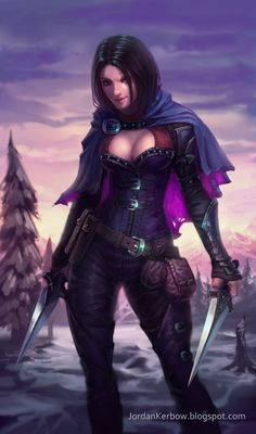 Raven Blaze