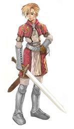 Student-Kensai Fencer