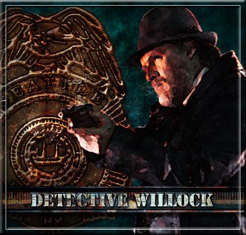 DETECTIVE JOHNNY WILLOCK
