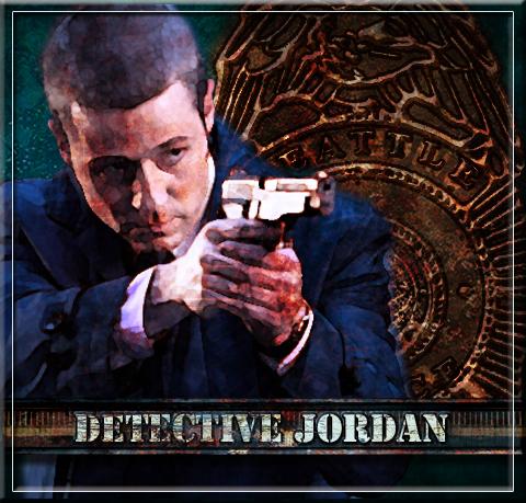 DETECTIVE RICK JORDAN