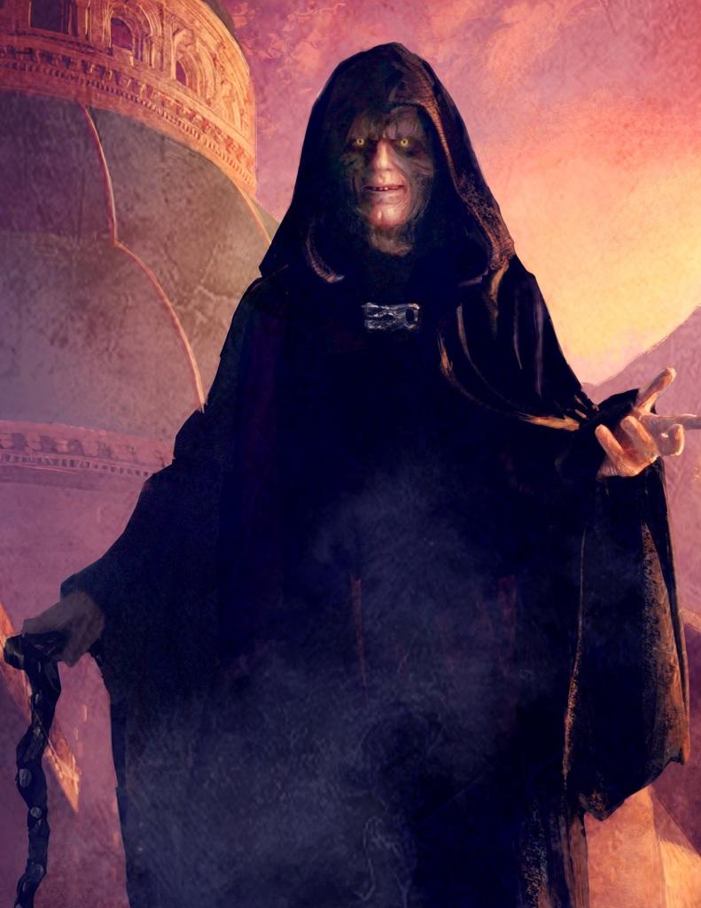 Darth Sidious/Emperor Palpatine