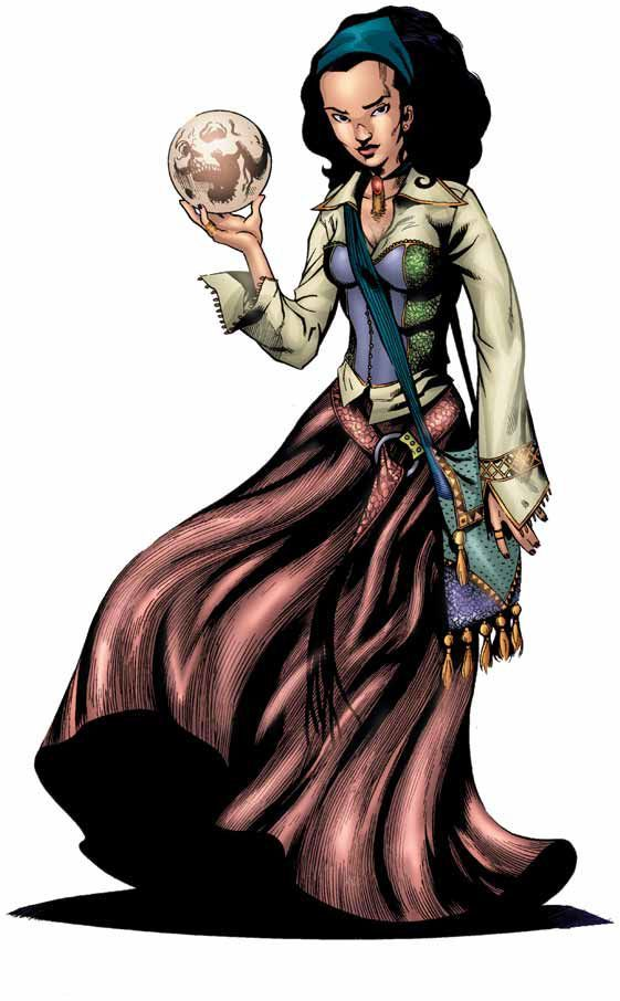 Lady Tarot
