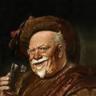 Alter Säufer