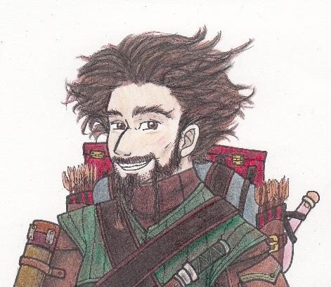 W-Mythril Eight: Walgrim Faganheim
