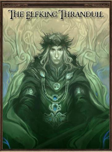 Thranduil, Son of Oropher