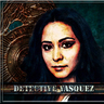 DETECTIVE SAMANTHA VASQUEZ