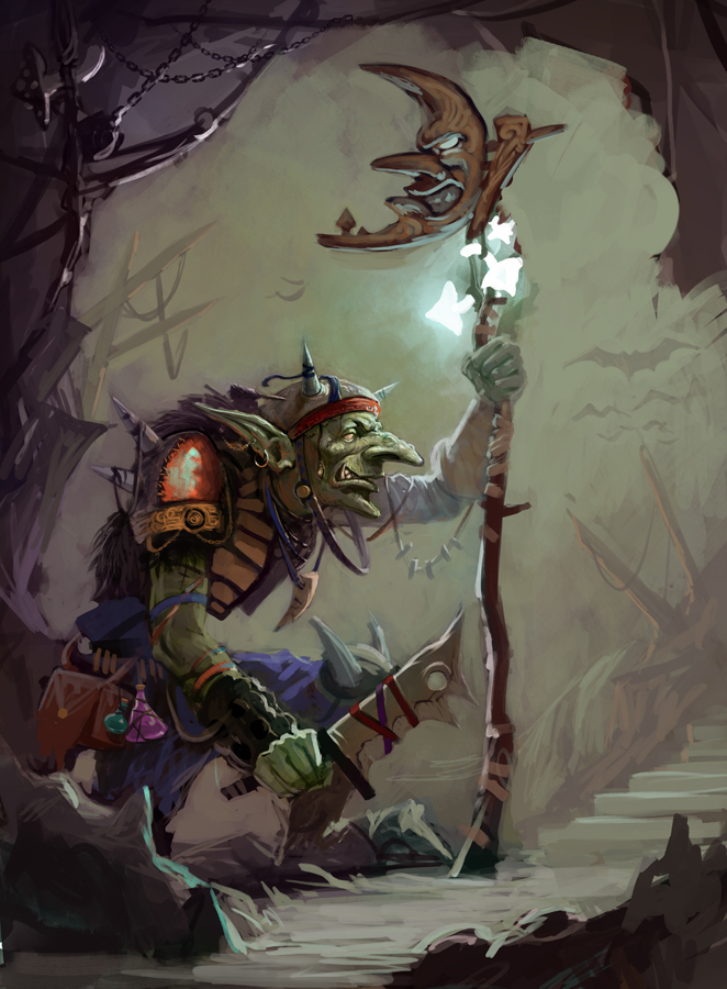 Tobby the Goblin