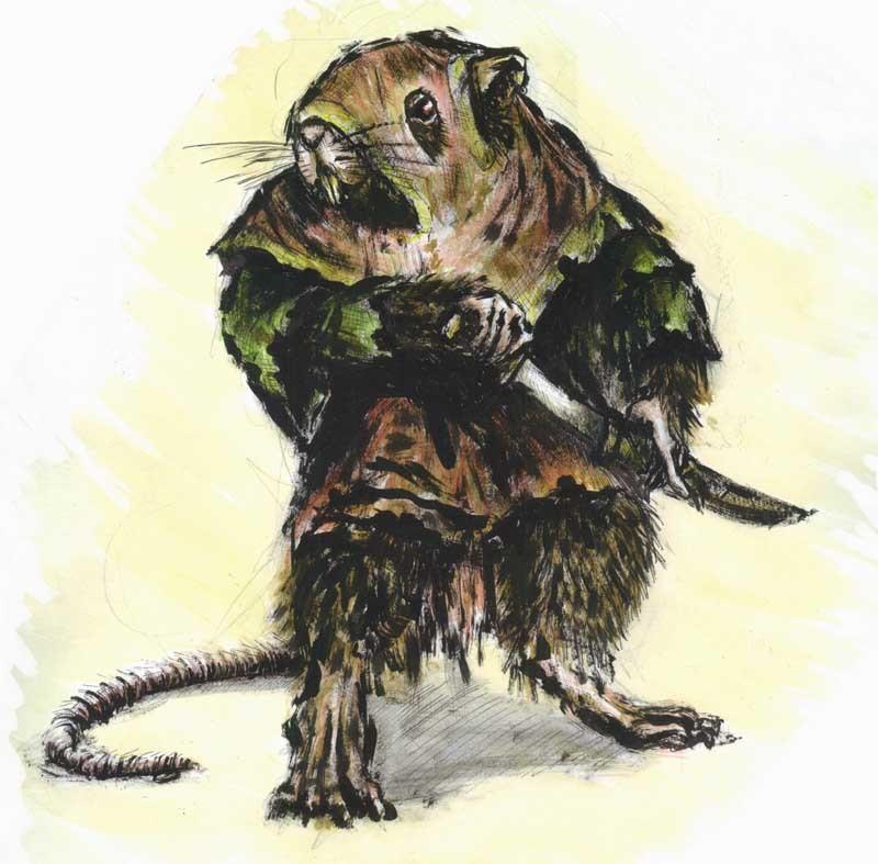 Jerome the Rat