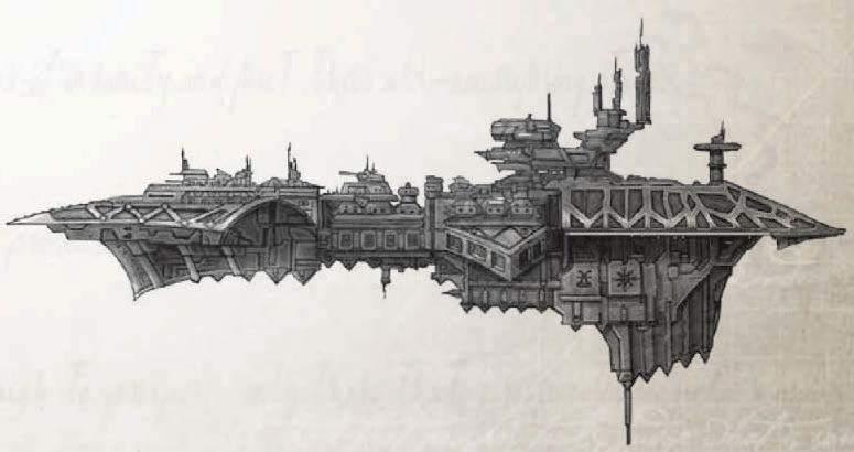 Starship: Purgator