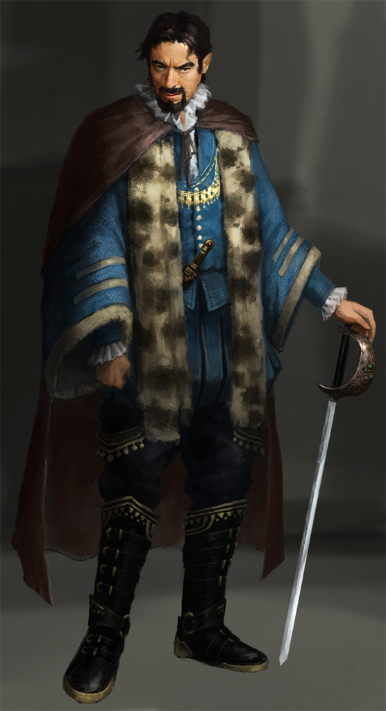 Lord Barentau