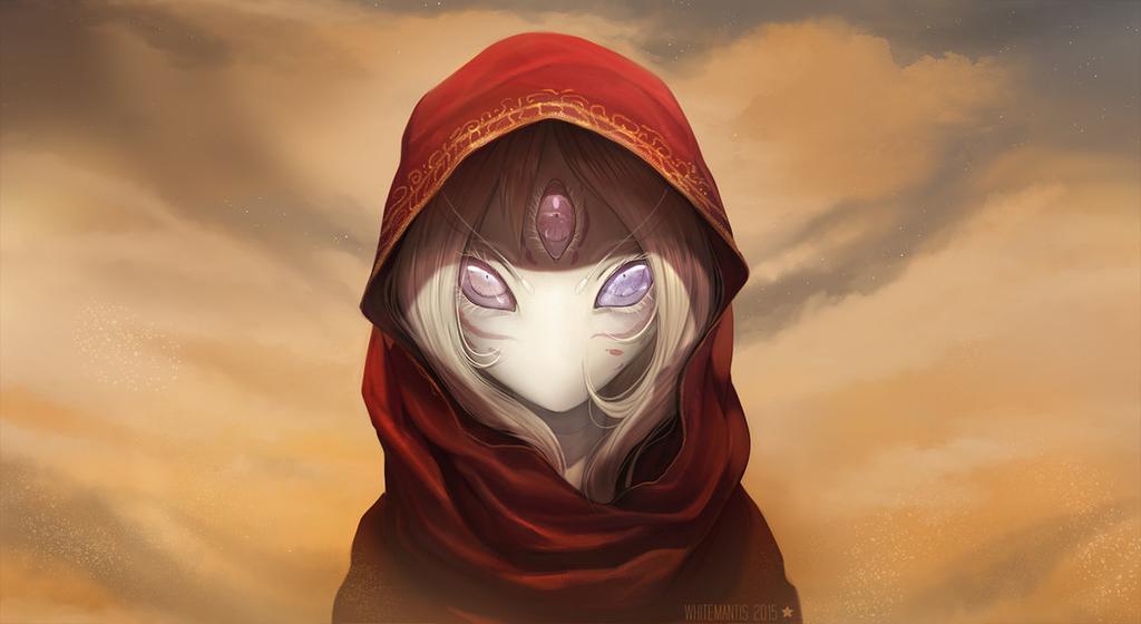 La prêtresse [Morte ?]