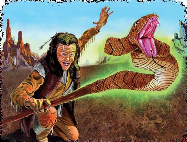 Z Papa Rattlesnake - KIA