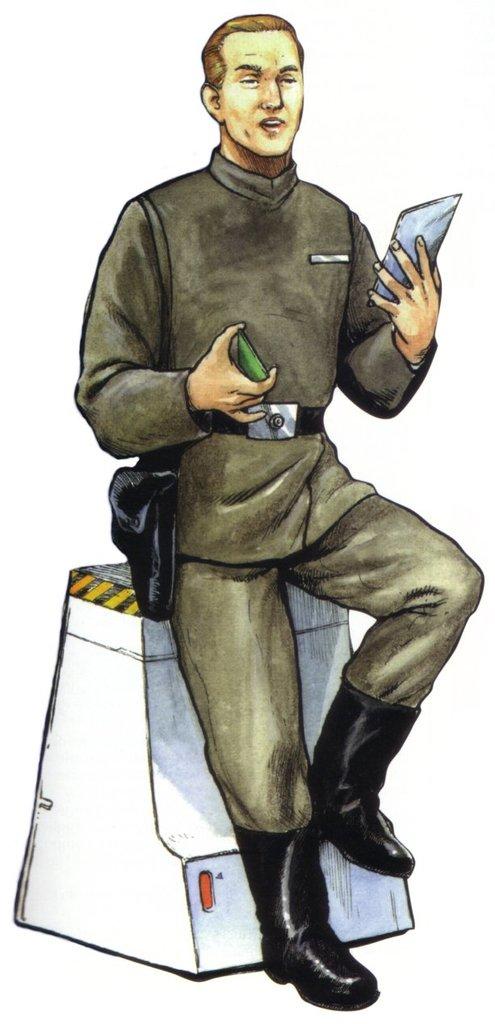 Lieutenant Sarn