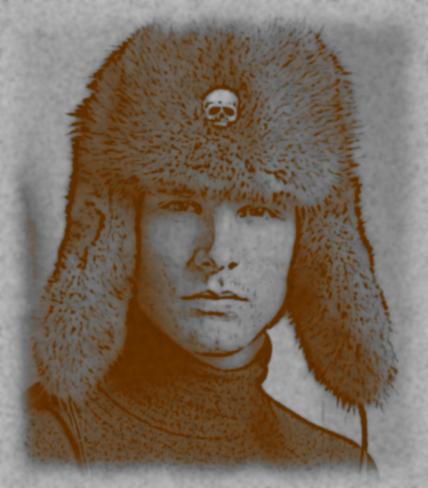 """Cpt. Dmitriy """"Pa"""" Denisovich"""