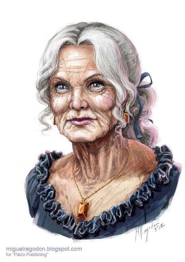 Lady Maekil Thael
