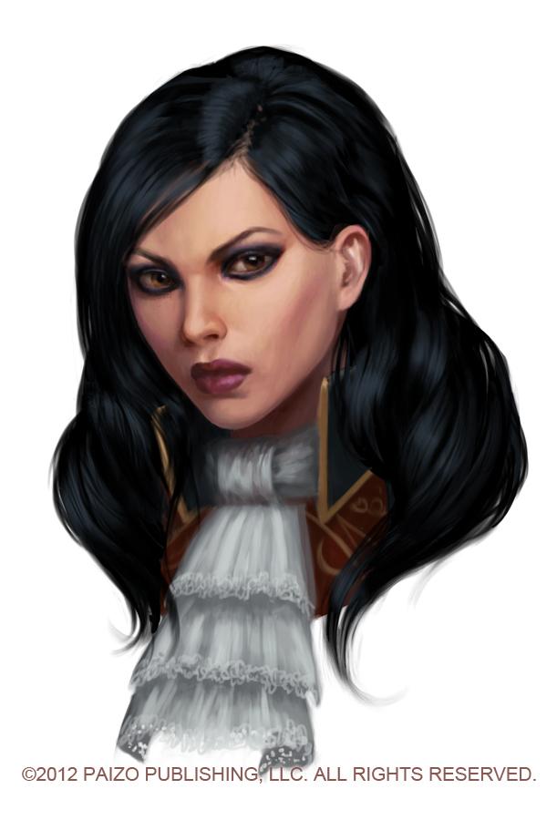 [de Winter] Lucia de Winter