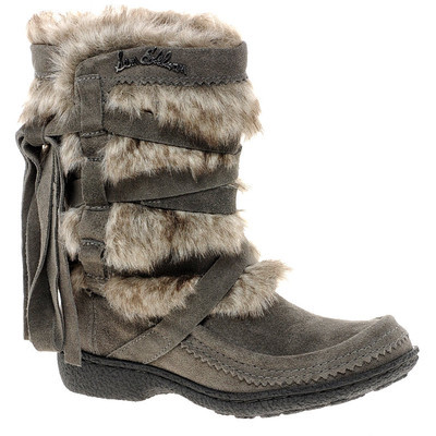 Boots Of The Winterlands