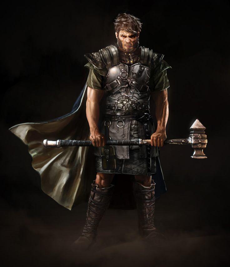 Thorin Firebeard
