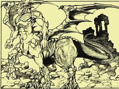 Tomegatherion (Karpatoshr) | O exterminador de Dragões | O unificador das bestas | O Grande Ohni |