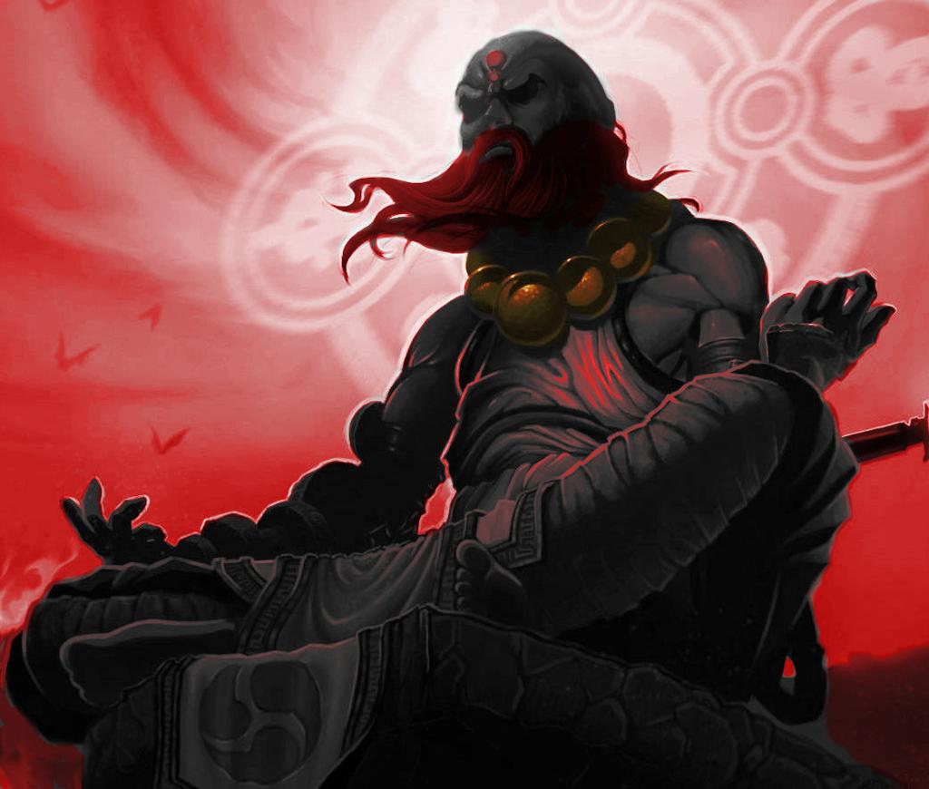 Brother Dreadwolf