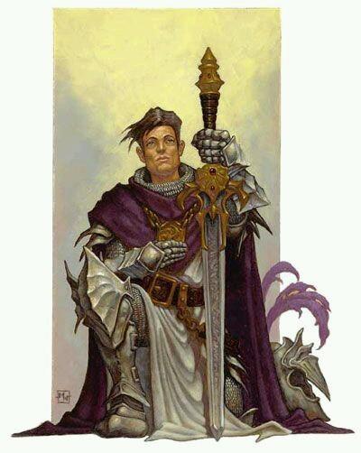 Cavalieri del Drago Purpureo del Cormyr (Purple Knights)