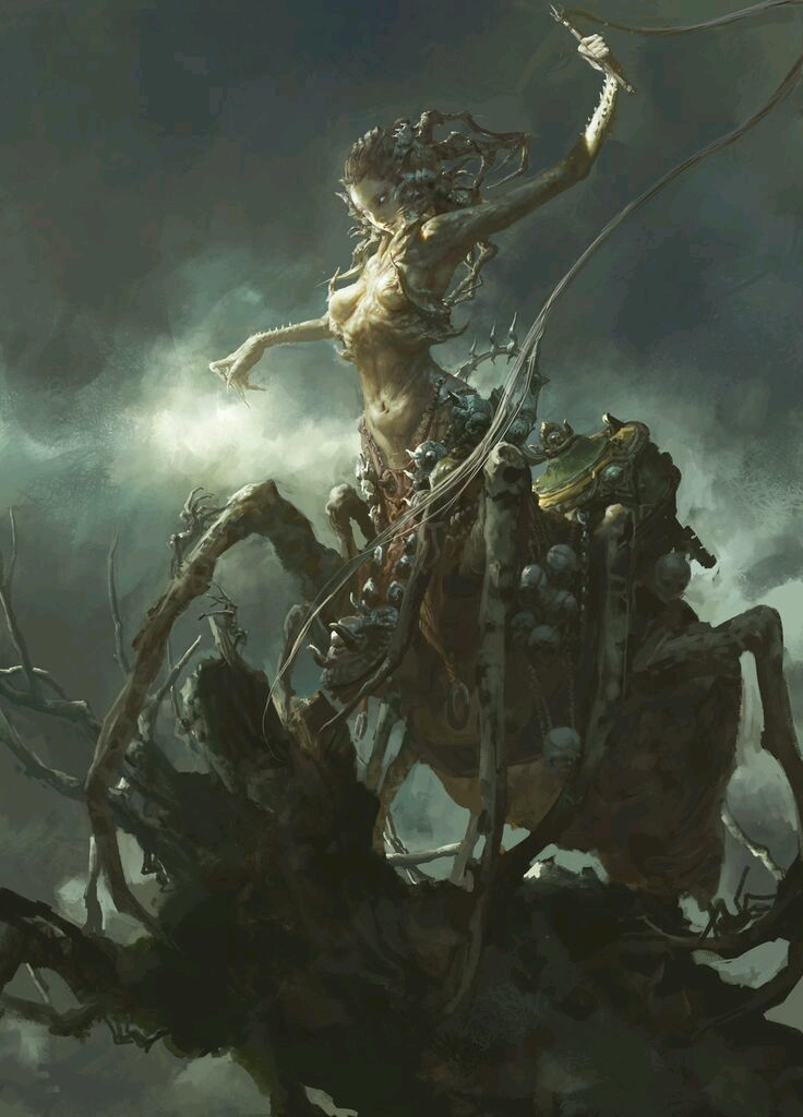 La Matrona Ragno (Spider Matron)