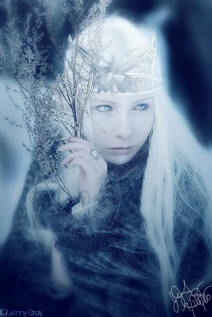 Lady Alustriel di Silverymoon