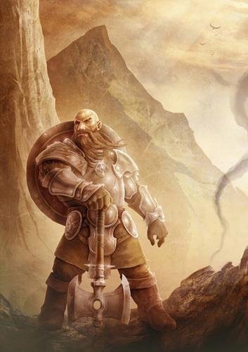 Cmdr. Rurik Battlehammer