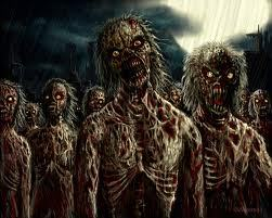 The Undead Horde
