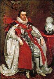 James VI & I, King of Scotland and England