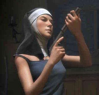Sister Mary Vianney