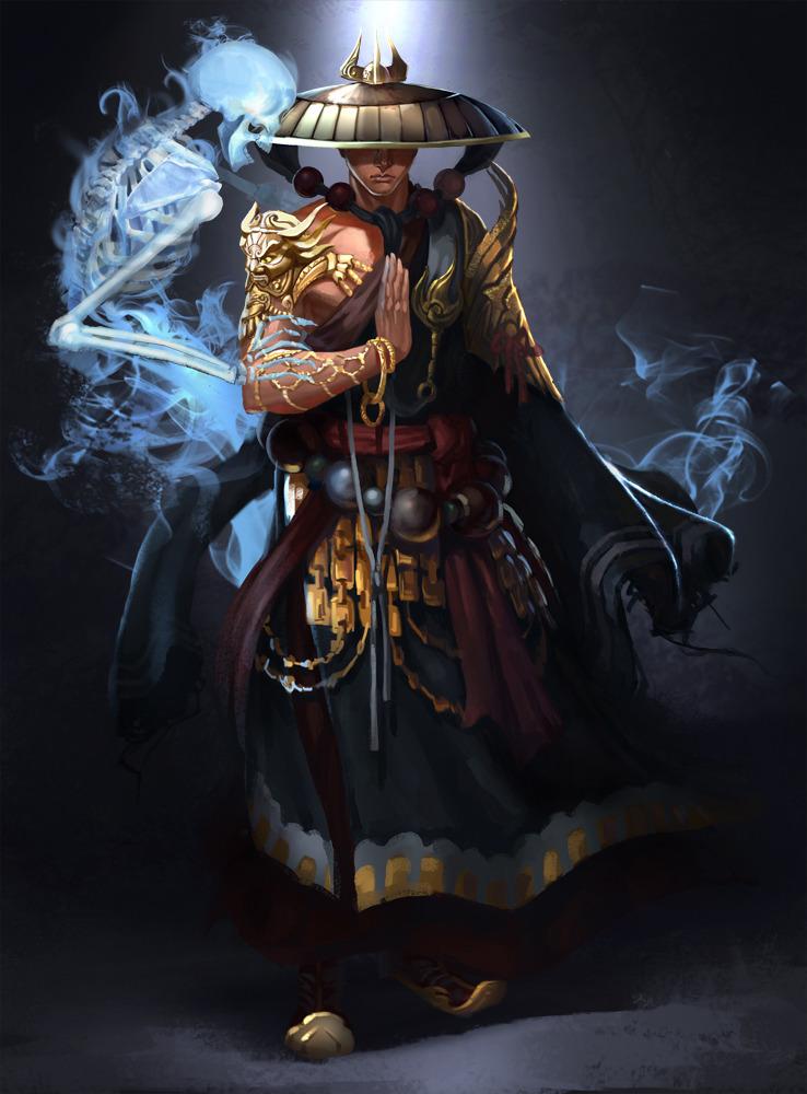Chang, el monje errante