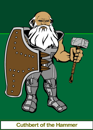 Cuthbert of the Hammer