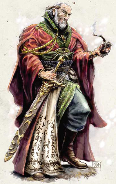 Elminister (Iconic)