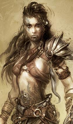 Torgra Wildheart