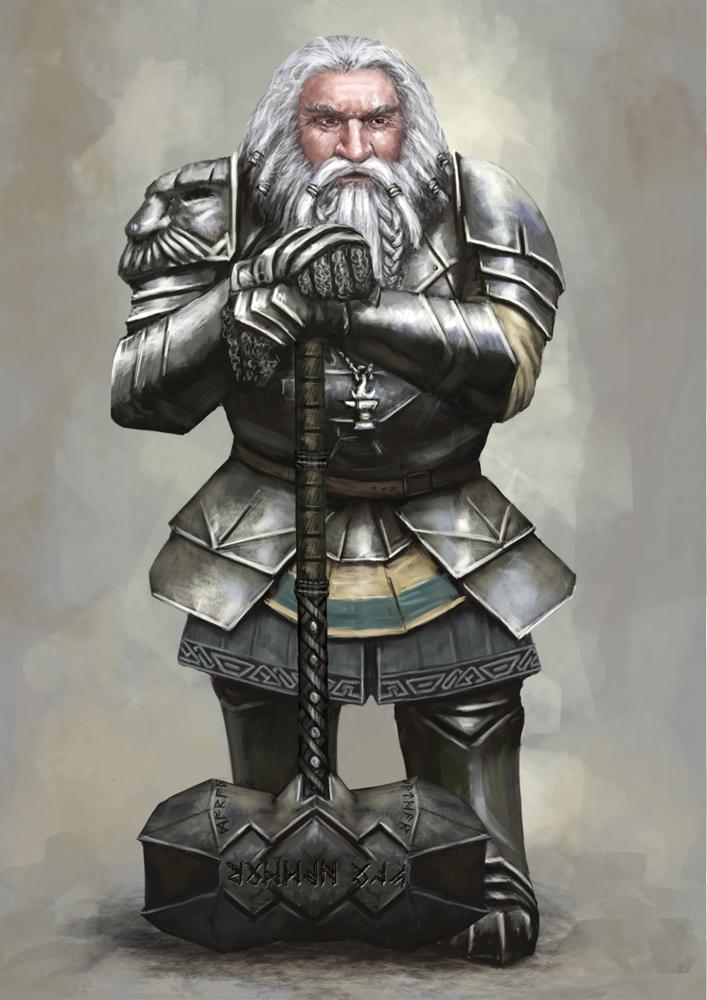 Thendir Silverbeard