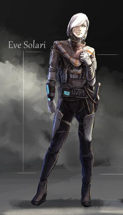 Eve Solaris