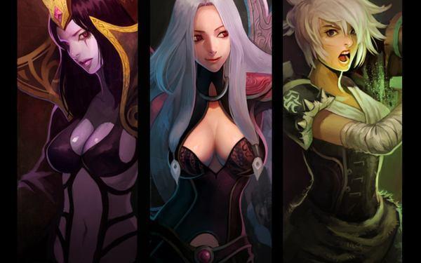 Bella, Zerlina, Anna