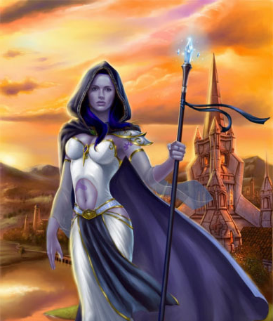 Pandoran Woman
