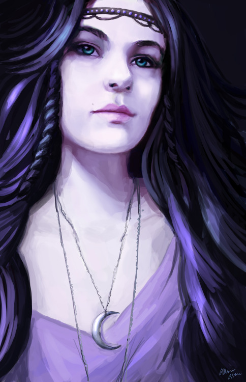 Lavender Samson