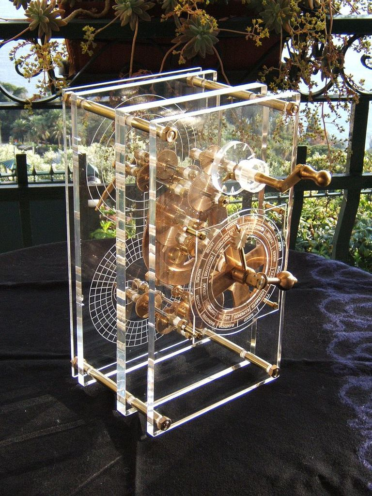 The Antikythera Device