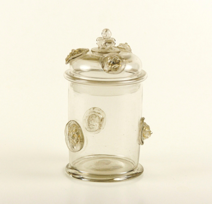 Arliandus' ice jar