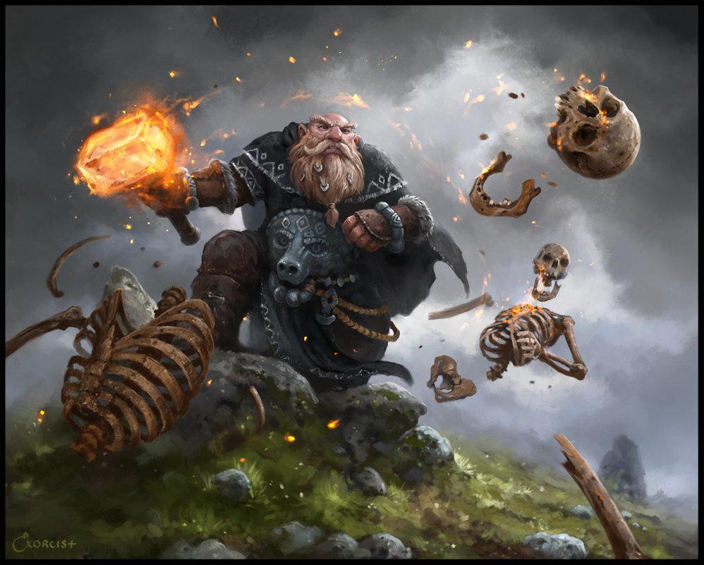 Odric Stormbeard