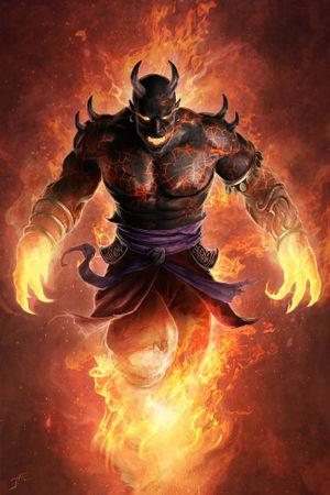 Jahangir the Unrelenting Conflagration