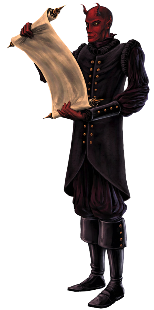Dessiter of Phistophilus (Banished)
