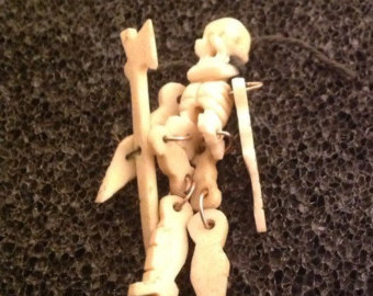 Bone Figurine