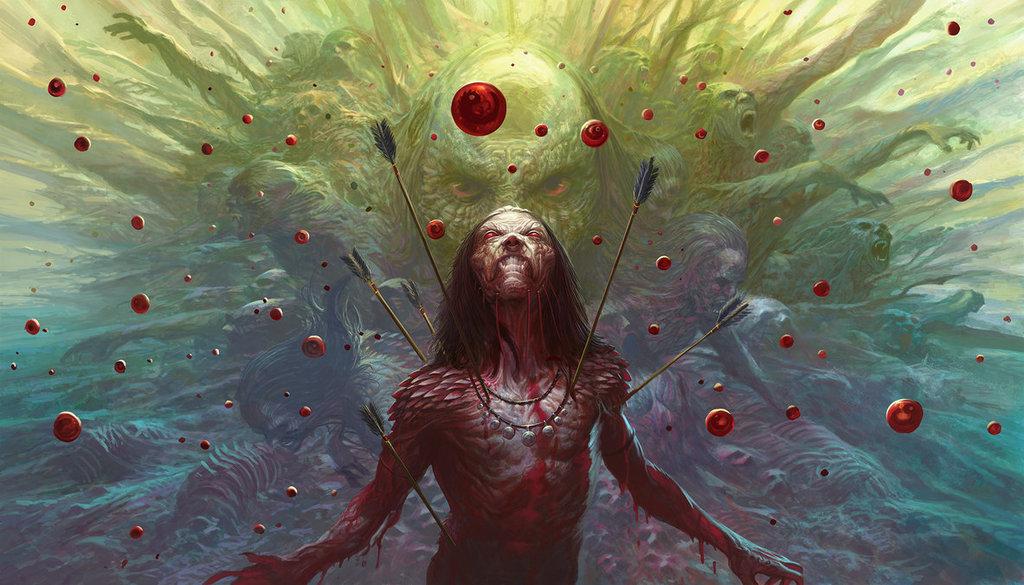 Malfeas:  Haru'Thoas, The Madness Within the Self