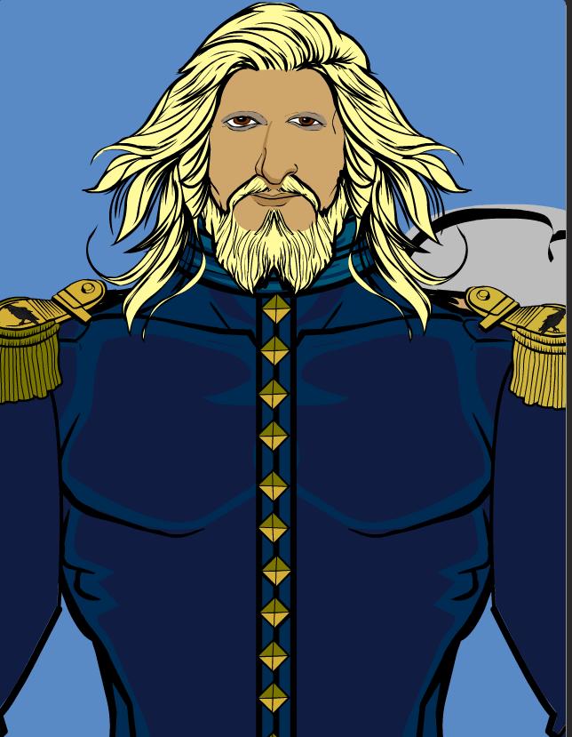 Lord Calvin Longbottle